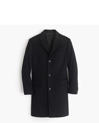 J.Crew Ludlow Topcoat In Wool Cashmere With Thinsulate