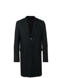 Valentino Midi Buttoned Coat