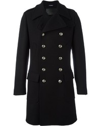 Dolce & Gabbana Military Style Coat