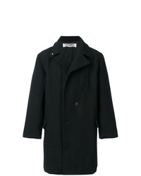 Individual Sentiments Oversized Double Breasted Coat