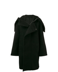 Rick Owens Oversized Double Breasted Coat