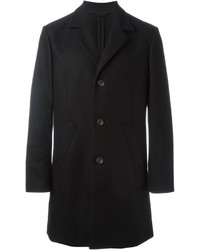 Paolo Pecora Single Breasted Coat