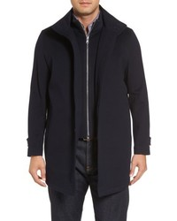 Peter millar collection peter millar horizon wool overcoat medium 5360481