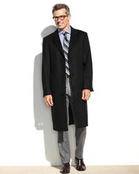 Izod Prospect Wool Blend Overcoat