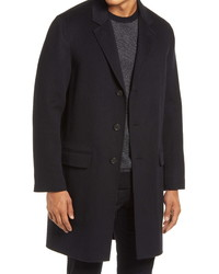 Vince Recycled Cashmere Slim Fit Car Coat