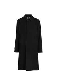 Burberry Reversible Wool Cashmere And Cotton Car Coat