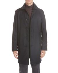 Ermenegildo Zegna Reversible Wool Jacket