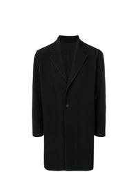 Homme Plissé Issey Miyake Single Breasted Blazer Coat