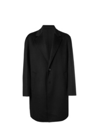 Kenzo Single Breasted Boxy Coat