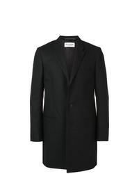 Saint Laurent Single Breasted Formal Coat