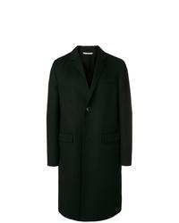 Valentino Single Breasted Long Coat