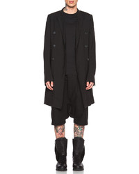 Rick Owens Soft Pea Trench