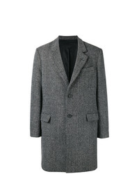 AMI Alexandre Mattiussi Two Button Coat