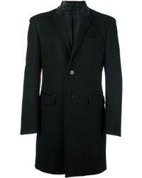Versace Collection Single Breasted Coat