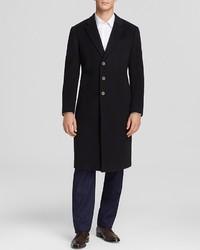 Armani Collezioni Wool Cashmere Long Coat