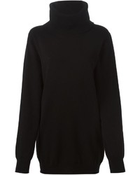 Dolce & Gabbana Oversized Fine Knit Sweater
