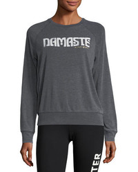 Namaste summer boyfriend sweatshirt medium 4470587