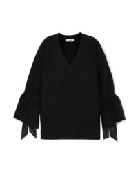 Valentino Oversized Med Wool Sweater