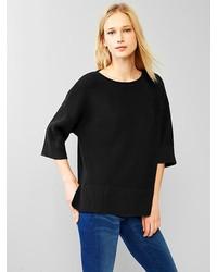Gap Oversized Swing Sweater
