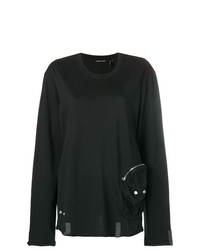 Helmut Lang Pouch Pocket Sweater