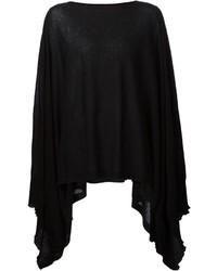 Rick Owens Asymmetric Sweater