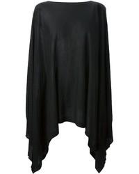 Rick Owens Oversize Asymmetric Sweater