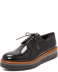 Vince Drystan Platform Oxfords
