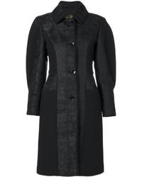 Etro Paisley Puff Sleeve Coat
