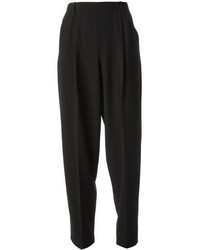 Black Pajama Pants