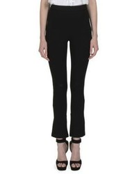 Givenchy Back Zip Detail Cropped Pants
