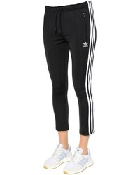 adidas Cigarette Fit Cropped Track Pants