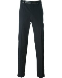 Givenchy Leather Waistband Trousers