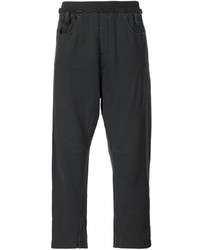 Haider Ackermann Cropped Lightweight Trousers