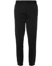 Karl Lagerfeld Lace Up Side Track Pants