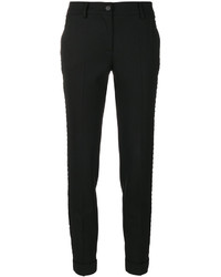P.A.R.O.S.H. Slim Fit Stud Trousers