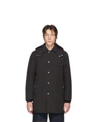MACKINTOSH Black Down Dunoon Jacket