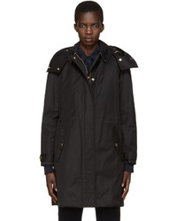 1c4b09a3c ... Burberry Black Harlington Parka