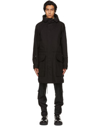 Givenchy Black Homme Parka