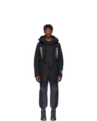 Nike Black Undercover Edition Down Nrg Tc Parka
