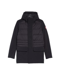 Canada Goose Breton 675 Fill Power Down Coat