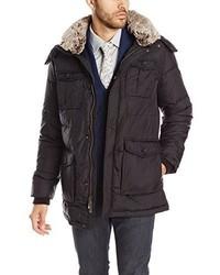 Calvin Klein Quilted Parka Puffer Jacket