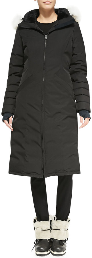 Canada Goose jackets sale authentic - Canada Goose Elrose Fur Hood Parka | Where to buy & how to wear