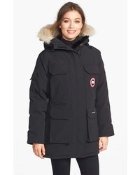 Canada Goose Expedition Relaxed Fit Down Parka With Genuine Coyote Fur