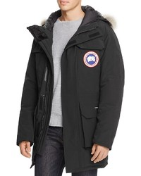 Canada Goose Citadel Parka With Fur Hood