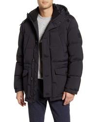 BOSS Delario Hooded Down Coat