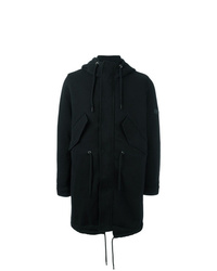 Diesel Double Drawstring Coat