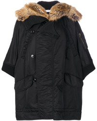 Fur trim parka medium 5359458