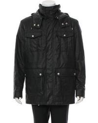 Gucci Hooded Parka Jacket