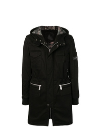 Philipp Plein Hooded Parka