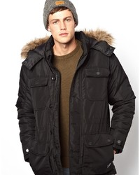 Jack & Jones Parka With Down Padding